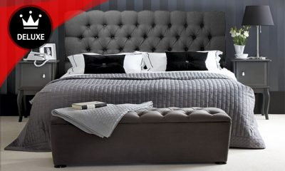 Boxspring Deluxe XXL Romantic